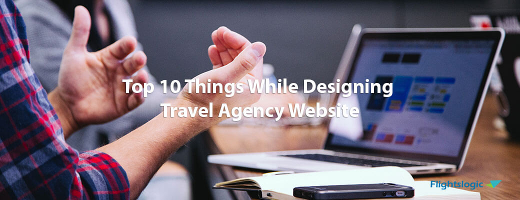 Designing-Travel-Agency-Website